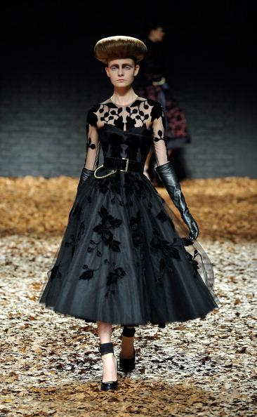 McQ Alexander McQueen: Runway – LFW Autumn/Winter 2012 ...